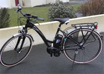 Une vaste campagne de promotion du vélo à assistance électrique est engagée lors de la Semaine du Développement durable aux Herbiers