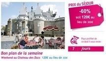 La Région des Pays de la Loire fait connaître ses bons plans courts séjours avec le Lancement du site www.lesbonsplansenpaysdelaloire.com :