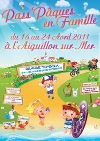 L'Aiguillon Sur Mer: Pass'Pâques en Famille du 16 au 24 avril