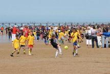 Foot Océane, le plus grand rassemblement de football amateur du monde samedi 4 juin à Saint-Jean-Monts