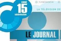 La télévision locale de La Roche sur Yon Canal 15 cesse d'émettre ce soir.