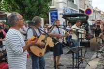 La Fête de la musique à Talmont Saint-Hilaire ce soir à partir de 19h30