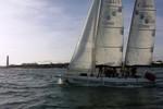 La Course croisière des Ports vendéens édition 2011: départ de Port Olona le 7 juillet à 9h00