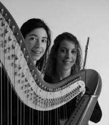 Eva Linares-Cruz et Charlotte Berthomé un duo de charme