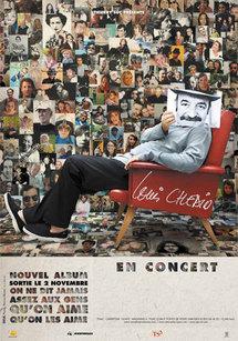 La tournée de Louis Chédid passe par le Festival de Poupet mardi 26 juillet à 20h00