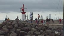 Belle Ile, c'est fini pour les concurrents de la 13 ème édition de la Transgascogne
