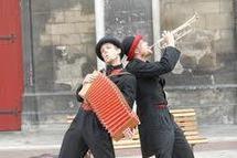 1er Festival des arts de la rue à Froidfond les 13 et 14 août avec « Zigor et Gus »