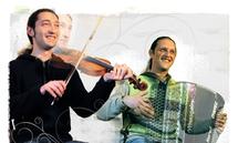 Duo Artense, Duo Jauvain-Baker et Arbadétorne ouvrent les festivités de la 18ème édition de l'accordéon en fête les 20 et 21 août