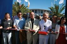 Le Village de la Solitaire du Figaro est ouvert