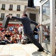 Le Festival de Poupet en balade: Art de rue et concerts gratuits ce soir et dimanche