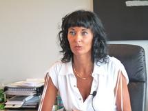 Nathalie Batelli, Directeur du CDT Vendée.