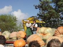 Fête de la Citrouille et Concours National du plus gros Potiron le dimanche 2 octobre de 10h00 à 19h00 à la Mothe-Achard