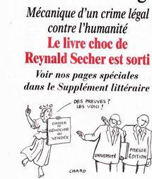 La Vendée-Vengé, le génocide franco-français avec Reynald Secher