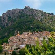Emission des Racines et des Ailes mercredi 2 novembre de France 3 sur Passion patrimoine, un balcon sur la Provence, des Gorges du Verdon à la vallée de la Roya