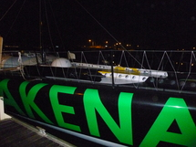 Les deux skippers d'Akena Veranda adandonnent la Jacques Vabre