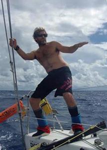 Le Team Groupe Picoty et la Picoline sont en approche des Antilles