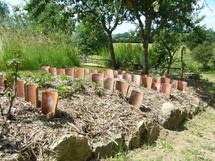 4 stages et 2 chantiers collectifs pour apprendre à aménager un jardin vivant à la Maison de la vie rurale de la La Flocellière