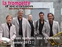 «Trompette d'Occasion » huit musicien issus d'horizon divers