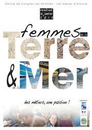 """Colloque """"Femmes de la terre et de la mer, des métiers, une passion"""""""