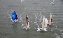 Dixième édition de la Solo Duo Figaro Massif Marine 2012 du 13 au 17 mars aux Sables d'Olonne