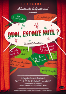 L'Entracte de Grosbreuil présente sa nouvelle pièce