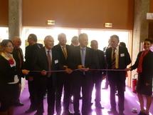 Pierre Régnault était ce matin à l'ouverture de la 99 ème édition de la Foire Exposition
