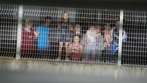 Le MJS 85 appelle à manifester ce samedi aux côtés de RESF contre l'enfermement des enfants étrangers !