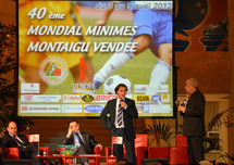 Du 3 au 9 avril, le Mondial de foot de Montaigu accueillera des équipes de jeunes des quatre coins du monde