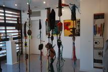 L'exposition a lieu à l'Espace Xavier Violet