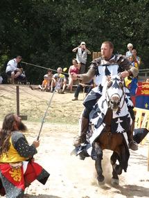 Le Château de Talmont ouvre ses portes