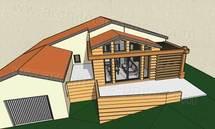 Domus ecobois la maison bois à la carte