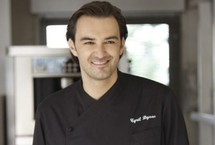 Cyril Lignac, « un chef en France » en tournage en Vendée