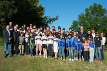 48 jeunes vendéens se préparent pour une saison de triathlon