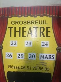 L'Entracte de Grosbreuil bientôt sur scène
