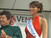 Noémie Lemée, 20 ans est la nouvelle Miss Vendée