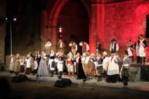 L'Abbaye de l'île Chauvet revit le temps d'un Festival