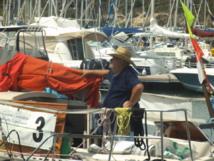 Port Bourgenay : départ de la Course Croisère des Ports vendéens