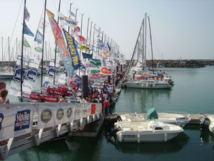 Le Tour de France à la Voile étape à Port Bourgenay les 14, 15 et 16 juillet