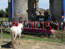 Les Médiévales de Commequiers dimanche 5 août à partir de 10h00