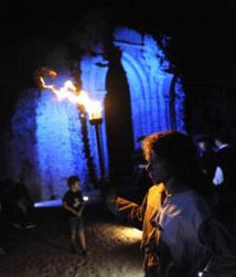 Les Nocturnes de Tiffauges: tous les lundis  jusqu'au 27 août