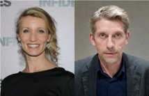 Alexandra Lamy et Jacques Gamblin unis dans L'Epreuve d'une vie (c'est le titre très provisoire du film)