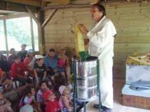 La Folie de Finfarine fête le  miel les 22 et 23 août