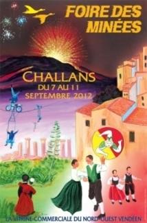 Challans: la 59 ème Foire des Minées ouvre ses portes à 14h00
