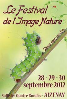 Festival de l'image nature à Aizenay samedi 29 et dimanche 30 septembre