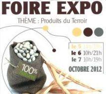 La Foire expo de Fontenay le comte s'installe à l'espace René Cassin du 5 au 7 octobre