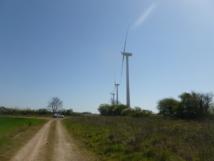 Véronique Besse député de Vendée écrit au Préfet de Région à propos des éoliennes