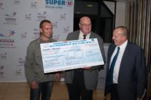 Remise des prix des Challenges et Championnats de Triathlon et Duathlon de Vendée au Crédit Mutuel Océan