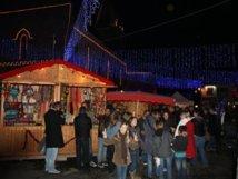 Marché de Noël à Longeville-sur-Mer