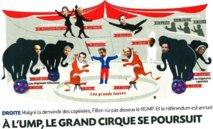 A l'UMP ce n'est plus la crise  mais le cirque alors que la Saint Nicolas approche