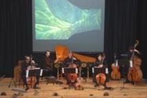 """Concert """"Les Basses Reunies"""" à Pouzauges ce jeudi à 20h30"""